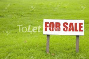 Land for sale Olagunsoye Oyinlola Abacha Estate Ikoyi Lagos
