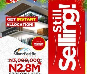 Mixed   Use Land Land for sale Hopewell Park Estate; Lapekun, Close to Free Trade Zone Ibeju-Lekki Lagos - 0