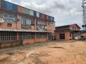 Warehouse Commercial Property for sale Along Sapele Road, opposite Santana Market Benin city  Oredo Edo