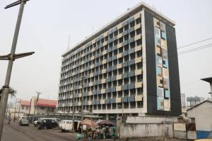 Office Space Commercial Property for rent 21 wharf road, by eleganza building apapa Apapa Lagos