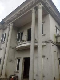 5 bedroom Detached Duplex House for sale Rumuebekwe Estate  Port-harcourt/Aba Expressway Port Harcourt Rivers