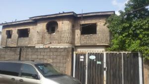 7 bedroom Detached Duplex House for sale Oreptal bus stop off isheri olofin lasu igando road isheri olofin Lagos Pipeline Alimosho Lagos