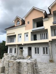 4 bedroom Terraced Duplex House for sale Off Hassan Musa Kastina Street  Asokoro Abuja
