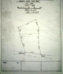 Land for sale Oluyole local government  Ibadan Oyo - 0