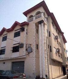 5 bedroom House for sale Akin Juarkin street, Ago palace Okota Lagos - 0