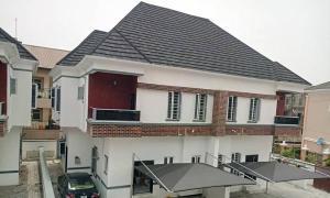 4 bedroom Semi Detached Duplex House for sale Osapa London, Before Agungi, Igbo Efon And Few Minutes Before Chevron,  Osapa london Lekki Lagos
