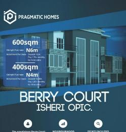 Mixed   Use Land Land for sale Behind Riverview Estate, Opic, Isheri North Sagamu Ogun