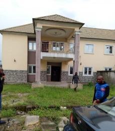 4 bedroom Detached Duplex House for sale NAF Base Estate, By Air Force Eliozu Port Harcourt Rivers