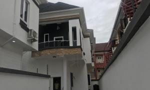 4 bedroom Semi Detached Duplex House for sale  Osapa Osapa london Lekki Lagos - 0