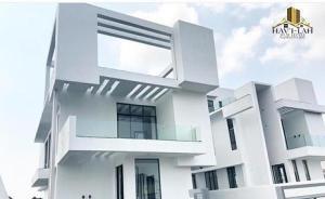 4 bedroom Detached Duplex House for sale - Jakande Lekki Lagos