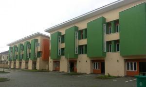 4 bedroom Terraced Duplex House for sale - Osapa london Lekki Lagos - 0