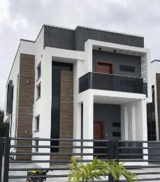 5 bedroom Detached Duplex House for sale Along Orchid Road chevron Lekki Lagos - 0