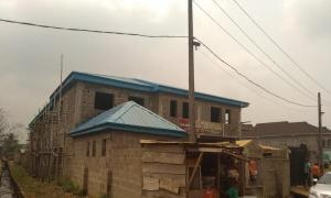 Commercial Property for sale Ogidan Street, By Alake Bus Stop, Opposite Samkoll Garden Idimu Egbe/Idimu Lagos