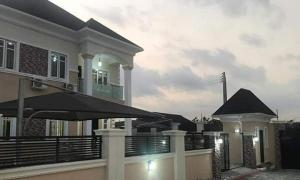 4 bedroom Detached Duplex House for sale Nihort, Idi Ishin Jericho Ibadan Oyo - 0