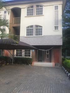 4 bedroom Terraced Duplex House for rent Unique estate  Katampe Main Abuja