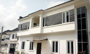 4 bedroom Semi Detached Duplex House for sale Chevron Alternative Route, chevron Lekki Lagos - 0
