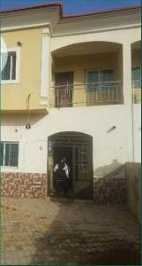4 bedroom Semi Detached Duplex House for rent Gold City Estate Lugbe Abuja