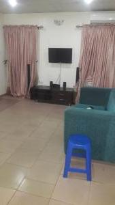 1 bedroom mini flat  Shared Apartment Flat / Apartment for rent jusy by diplomats park after the basket ball court Garki 1 Abuja