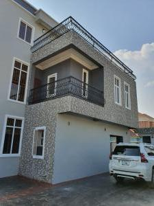 4 bedroom Detached Duplex House for rent FANI KAYODE STREET Ikeja GRA Ikeja Lagos