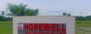 Mixed   Use Land Land for sale Hopewell Park Estate; Okunraiye Ibeju-Lekki Lagos - 0