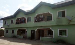 Blocks of Flats House for sale Off Dsc Expressway; Ovwian, Udu Delta - 0
