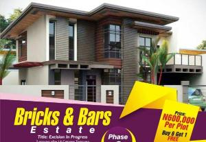 Residential Land Land for sale  Bricks & Bar Estate 15 Mins Drive From Dangote Refinery, Akodo Ise, Ibeju Lekki, Lagos Akodo Ise Ibeju-Lekki Lagos - 0
