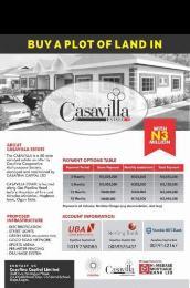 Residential Land Land for sale Casavilla Estate; Magboro Obafemi Owode Ogun