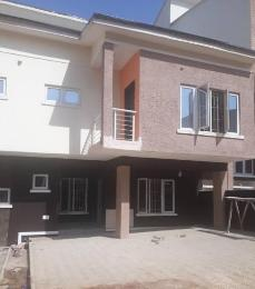 4 bedroom Terraced Duplex House for rent Paradise Street Life Camp Abuja