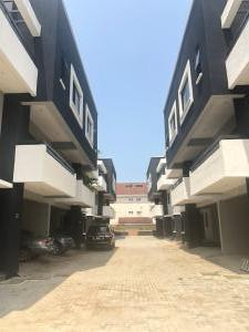 4 bedroom Terraced Duplex House for rent Off Palace Road ONIRU Victoria Island Lagos
