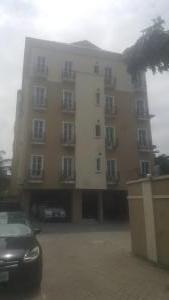 3 bedroom Blocks of Flats House for rent Off Akin Adesola Victoria Island Lagos