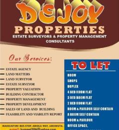 Commercial Property for sale Abeokuta South, Abeokuta, Ogun State Abeokuta Ogun - 0