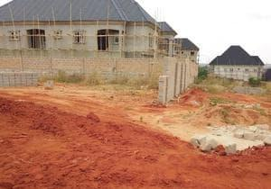 Land for sale Eagles hills estate  Onitsha North Anambra