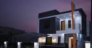 5 bedroom Detached Duplex House for sale Lekki County Homes (mega Mound Estate); Ikota Villa Estate, Ikota Lekki Lagos