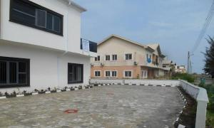 5 bedroom Semi Detached Duplex House for sale  Ocean Bay Estate, Along Orchid Hotel By Chevron Toll Gate, Lafiaji,  Lekki Lagos
