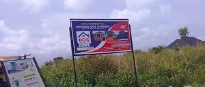 Land for sale Isaye Agbara, behind Opic Estate Agbara Agbara-Igbesa Ogun