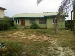 Detached Bungalow House for sale Ayeteju, Before Eleko Junction Ibeju-Lekki Lagos
