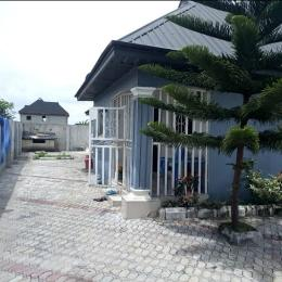 3 bedroom Detached Bungalow House for sale  Opp. Wazobia FM Rumuosi Port Harcourt Port Harcourt Rivers