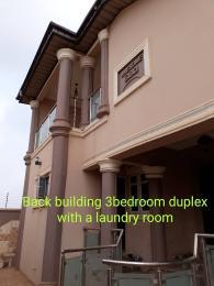 3 bedroom Detached Duplex House for sale Simawa opposite RCCG  Sagamu Sagamu Ogun