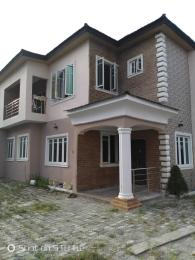 4 bedroom Semi Detached Duplex House for rent at diamond estate back of shoprite by monastery road sangotedo  Sangotedo Ajah Lagos
