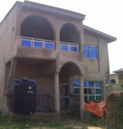 4 bedroom House for sale Egbe Idimu Lagos Nigeria Idimu Egbe/Idimu Lagos