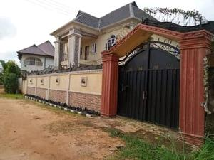 4 bedroom Detached Duplex House for sale close to ABC workshop off Mcc road  Owerri Imo