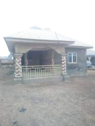4 bedroom Detached Bungalow House for sale Direct opposite air force junction along ogidi Ilorin Kwara