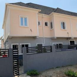 4 bedroom Terraced Duplex House for sale Inside a mini estate, mbora district by the Turkish hospital  Jabi Abuja
