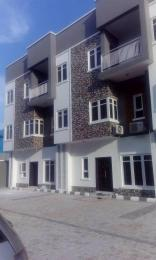 4 bedroom Terraced Duplex House for rent off platinum way Igbokusu behind Nicon Town Nicon Town Lekki Lagos
