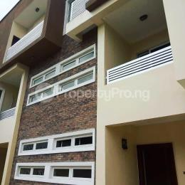 4 bedroom Terraced Duplex House for sale at a serene close, off Opebi road, Ikeja Lagos