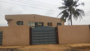 3 bedroom Penthouse Flat / Apartment for sale Manner street, agbele kale bus stop Abule Egba Abule Egba Lagos