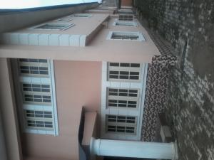 4 bedroom Semi Detached Duplex House for rent amidst other estates on former Nitel road ,with easy access to ikeja &anywhere in Lagos  Oko oba Agege Lagos