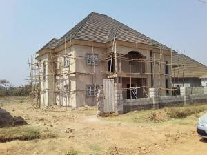 5 bedroom Detached Duplex House for sale lugbe extension Abuja Lugbe Abuja