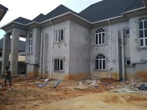 5 bedroom Detached Duplex House for sale Off Marian Babangida road, Asaba, Delta State Asaba Delta
