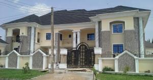 7 bedroom Detached Duplex House for sale Off 69th Road, Bimkoro District, C18 Cadastral Zone, Gwarinpa Estate, Abuja Gwarinpa Abuja